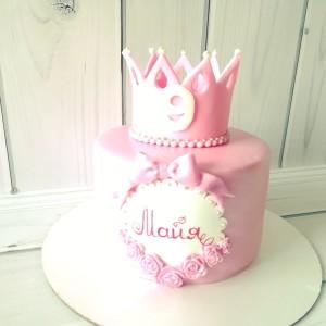 """Торт """"Для принцессы"""" Арт. 00489"""