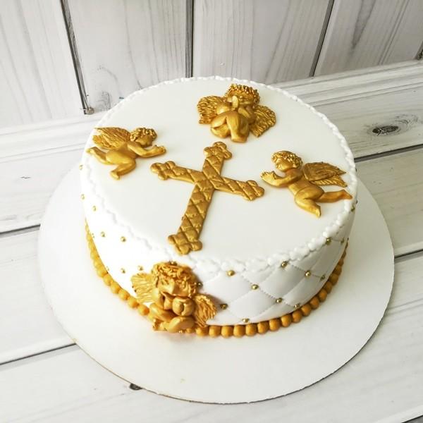 """Торт """"На крещение"""" Арт. 00504"""