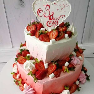 """Торт """"Свадебный"""" Арт. 00508"""