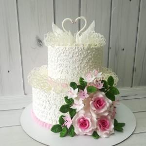 """Торт """"Свадебный торт"""" Арт. 00529"""