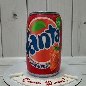 "Торт ""Фанта"" Арт. 00548"