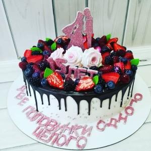 """Торт """"На годовщину свадьбы"""" Арт. 00592"""