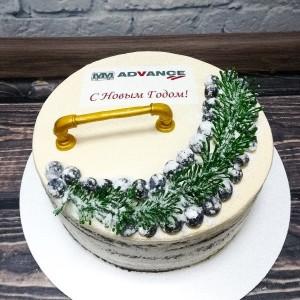 "Торт ""На новый год"" Арт. 00579"