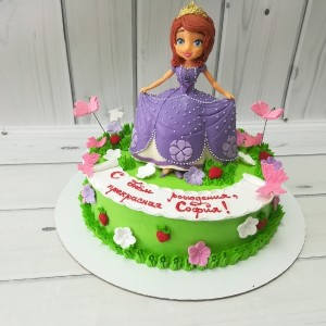 """Торт """"Для принцессы"""" Арт. 00600"""