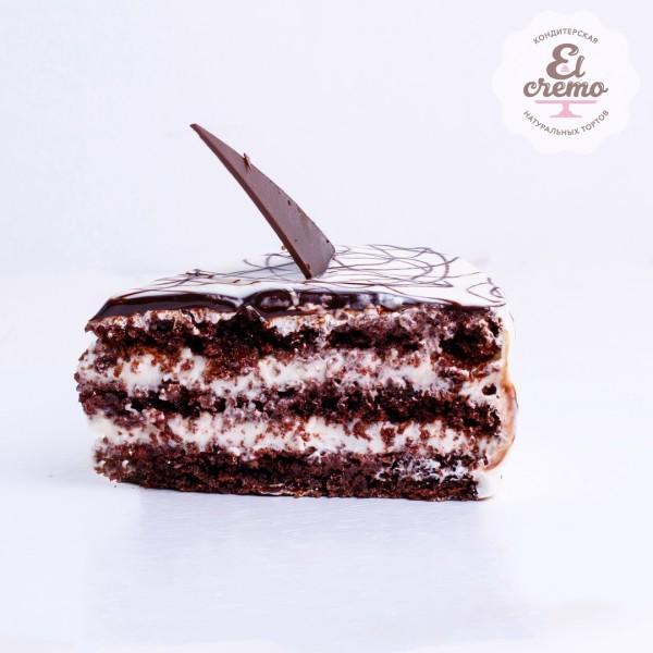 """Очень вкусный домашний торт """"День-Ночь"""""""