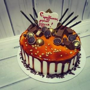 "Торт ""От внучки для дедушки"" Арт. 00602"