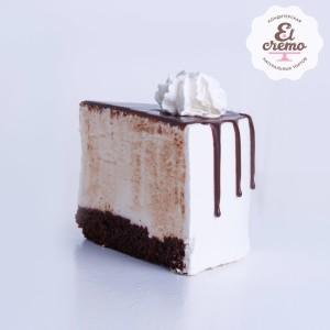 "Классический торт-суфле ""Птичье молоко"""