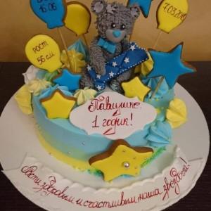 """Торт """"Мишка Тэдди"""" Арт. 00625"""