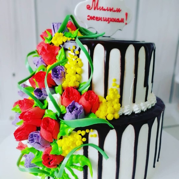 "Торт ""Милым женщинам"" Арт. 00622"