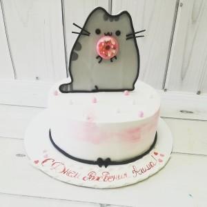"""Торт """"Съедобный кот"""" Арт. 00640"""