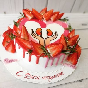 """Торт """"Для нефролога"""" Арт. 00636"""