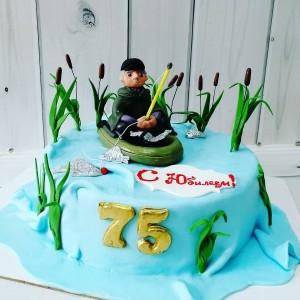 """Торт """"Для рыбака"""" Арт. 00647"""