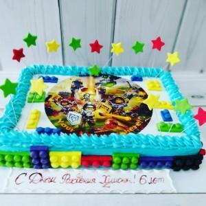 """Торт """"Лего Ниндзяго"""" Арт. 00652"""