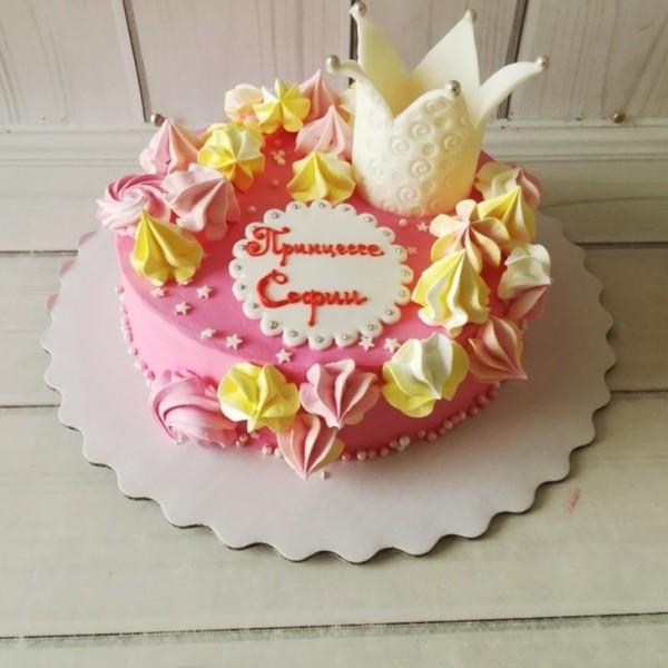 """Торт """"Для принцессы"""" Арт. 00665"""