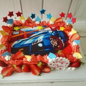 """Торт """"Машинно-ягодный"""" Арт. 00667"""