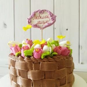 """Торт """"Для мамы"""" Арт. 00668"""