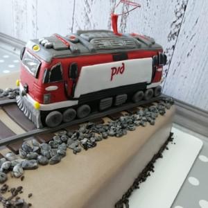 """Торт """"Для железнодорожника"""" Арт. 00683"""
