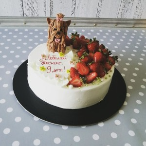 "Торт ""Любимая собака"" Арт. 00688"