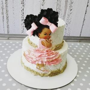 """Торт """"Шоколадная принцесса"""" Арт. 00685"""