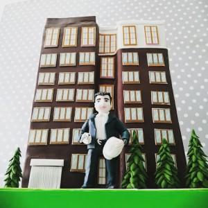 """Торт """"Для строителя"""" Арт. 00689"""
