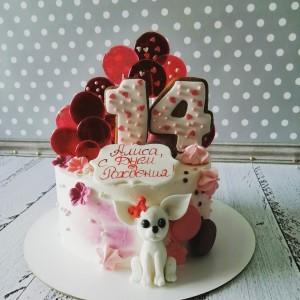 """Торт """"Ко дню рождения"""" Арт. 00691"""