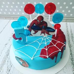 "Торт ""Человек-паук"" Арт. 00693"