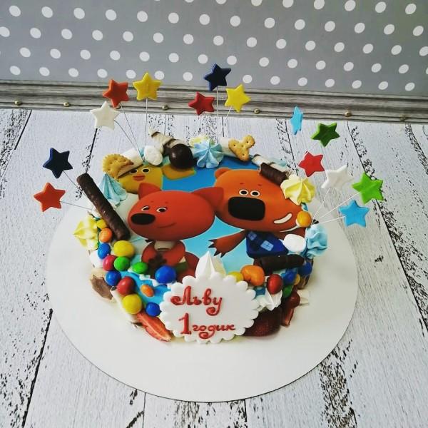 """Торт """"Ми-ми-мишки"""" Арт. 00705"""