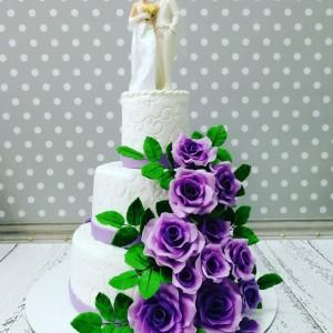 """Торт """"Свадебный"""" Арт. 00727"""