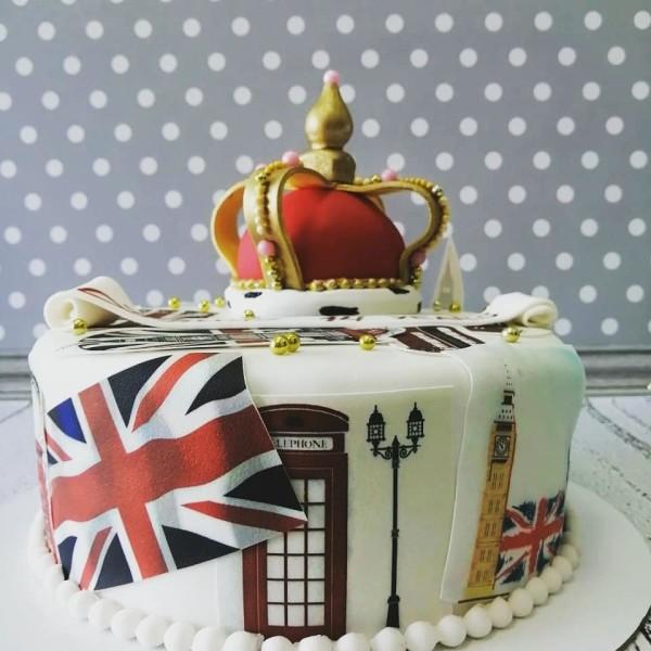 """Торт """"Британия"""" Арт. 00710"""
