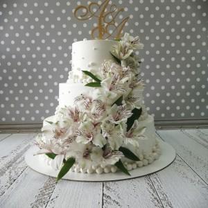 """Торт """"Свадебный"""" Арт. 00713"""