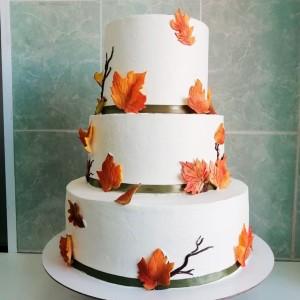 """Торт """"Свадебный"""" Арт. 00738"""