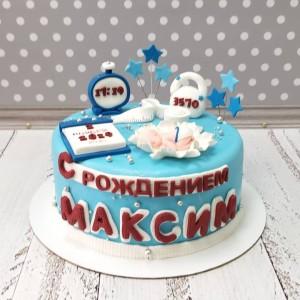 """Торт """"Для новорожденного"""" Арт. 00743"""
