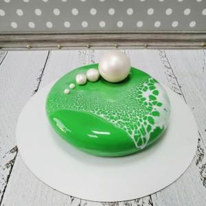 """Торт """"Малино-лимонный мусс"""" Арт. 00730"""