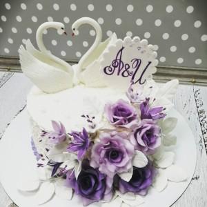 """Торт """"Свадебный"""" Арт. 00736"""