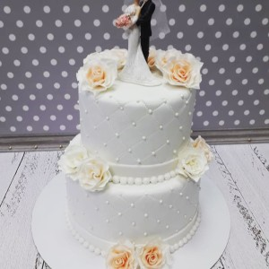 """Торт """"Свадебный"""" Арт. 00766"""