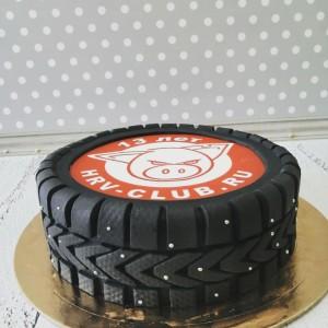 """Торт """"Для любителей Хонды"""" Арт. 00751"""