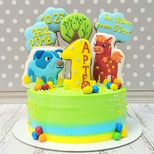 "Торт ""На 1 годик"" Арт. 00771"