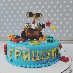 "Торт ""ВАЛЛ-И"" Арт. 00780"