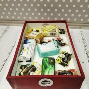 """Торт """"Коробка с мылом"""" Арт. 00781"""