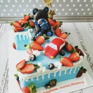 """Торт """"На день рождения"""" Арт. 00774"""