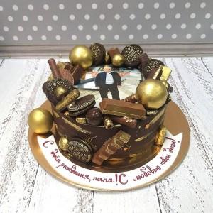 """Торт """"Для папы"""" Арт. 00791"""