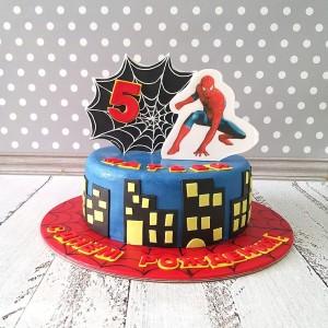 "Торт ""Человек-паук"" Арт. 00794"
