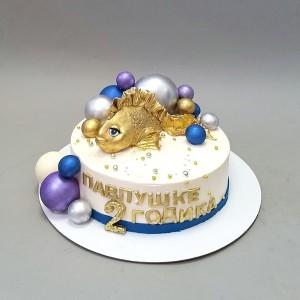 """Торт """"На 2 годика"""" Арт. 00802"""