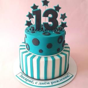 """Торт """"На 15-ти летие"""" Арт. 00826"""