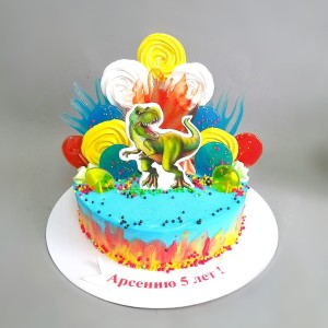 "Торт ""Динозавр"" Арт. 00813"