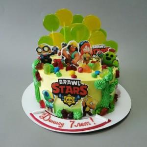 """Торт """"На День рождения"""" Арт. 00837"""