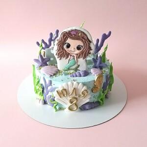 """Торт """"На день рождения"""" Арт. 00846"""