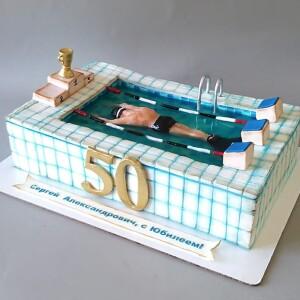 """Торт """"На юбилей"""" Арт. 00860"""