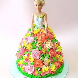 """Торт """"Для маленькой принцессы"""" Арт. 00863"""