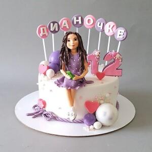 """Торт """"Для дочки"""" Арт. 00852"""